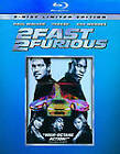 2 Fast 2 Furious (Blu-ray Disc, 2012, with Movie Cash)