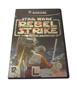 Star Wars Rogue Squadron III: Rebel Strike (Nintendo GameCube, 2003) - US...
