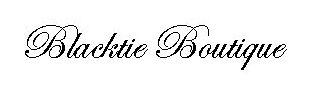 Blacktieboutique