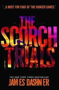 The-Maze-Runner-2-Scorch-Trials-James-Dashner-New-Book