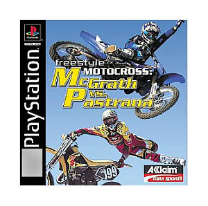 Freestyle Motocross McGrath vs. Pastrana...