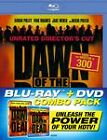 Dawn of the Dead (Blu-ray/DVD, 2010, 2-Disc Set, WS; Unrated Director's Cut)