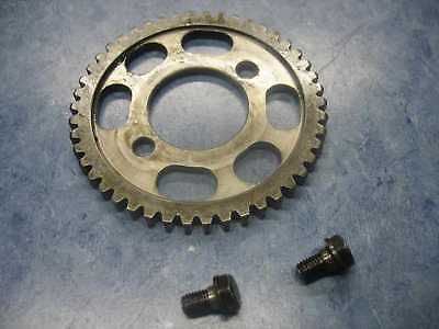 TIMING CAMSHAFT CAM CHAIN GEAR 1982 YAMAHA XT550