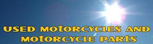 Used Motorcycles Motorcycle Parts