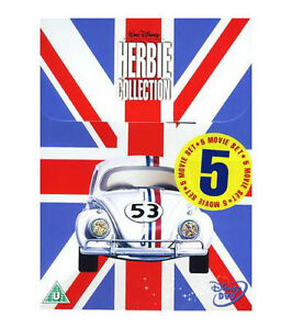 Herbie-Collection-DVD-DVD-8717418185657-New