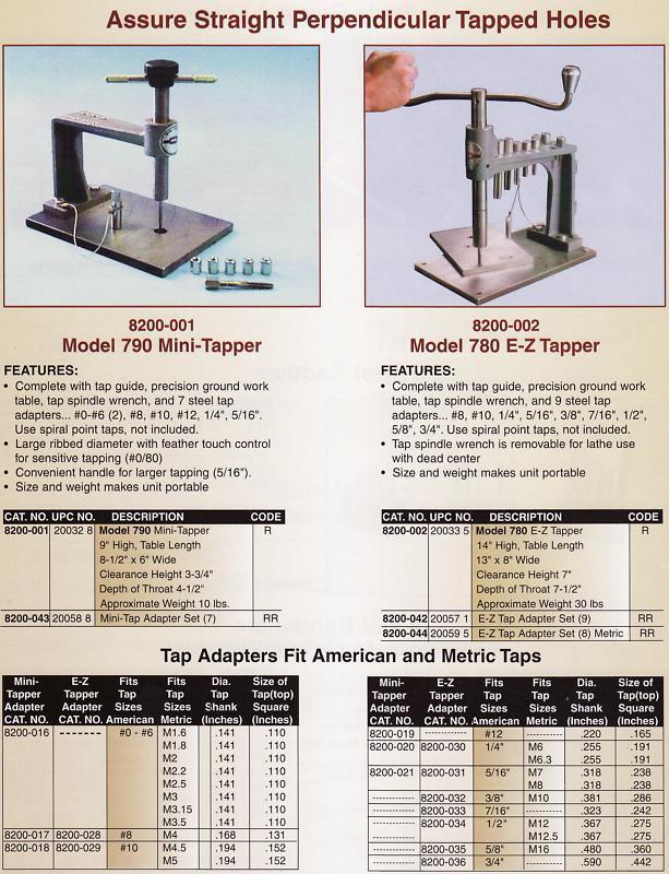 HHIP 3900-0252 Mini E-Z Hand Tapper