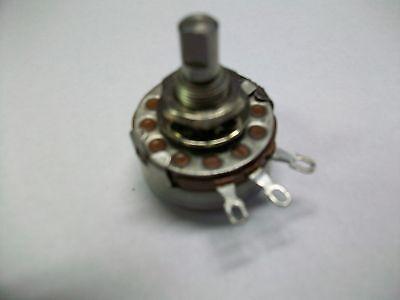 Allen Bradley 2500 Ohm Pot Lin. Taper -1/4 Shaft