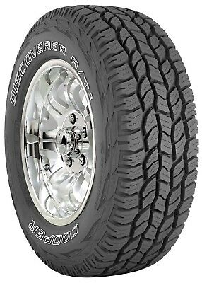 4 265/75-16 Cooper Discoverer At3 55k 10ply Tires 75r16 R16 75r