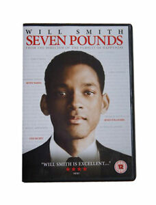 Seven Pounds DVD 2009 - <span itemprop=availableAtOrFrom>Colchester, Essex, United Kingdom</span> - Returns accepted for items damaged in transit. Most purchases from business sellers are protected by the Consumer Contract Regulations 2013 which give you the right to cancel th - Colchester, Essex, United Kingdom