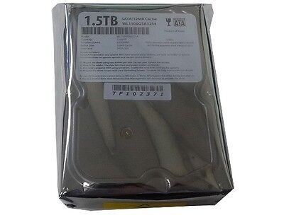 1.5tb 32mb Buffer 7200rpm 3.5 Internal Desktop / Cctv Dvr Sata2 Hard Drive