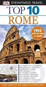 DK Eyewitness Top 10 Travel Guide: Rome, Kennedy, Jeffrey, Bramblett, Reid, Very