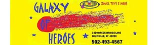 GALAXY OF HEROES COMICS AND MORE