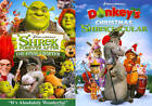 Shrek Forever After/Donkey's Christmas Shrektacular (DVD, 2010, 2-Disc Set, Side by Side) (DVD, 2010)