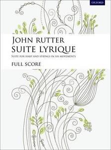 Suite Lyrique: Study Score by Oxford University Press (Sheet music, 2011)