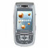 Mobile Phone: Samsung GT D500 - Silver (Unlocked) Mobile Phone