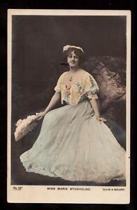 1904-real-photo-actress-marie-studholme-uk-postcard