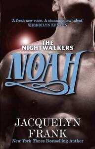 Noah, Frank, Jacquelyn, New Book