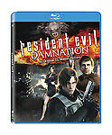 Resident Evil - Damnation (Blu-ray, 2012) Region B New