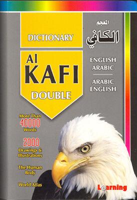 Dictionary Al Kafi Double English, Arabic