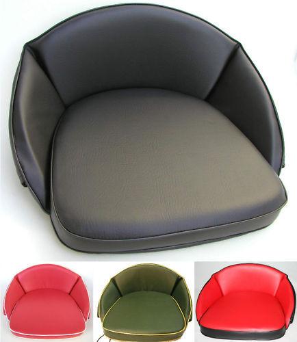 Traktorkissen mit Farbe nach Wunsch  Sitzkissen Trecker Foto 1