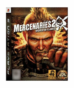 Mercenaries 2: World in Flames (Sony Pla...