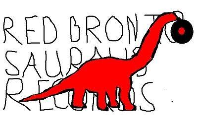 Red Brontosaurus Music