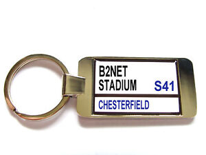 CHESTERFIELD-STADIO-DISTINTIVO-VIA-SEGNO-PORTACHIAVI-REGALO