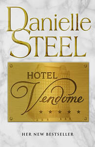 Hotel-Vendome-Danielle-Steel-Used-Good-Book