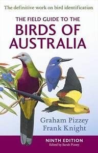 Field Guide to the Birds of Australia by Graham Pizzey NEW Paperback 9th Edition