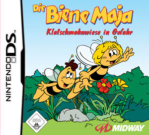 Biene Maja: Klatschmohnwiese in Gefahr (Nintendo DS, 2006)
