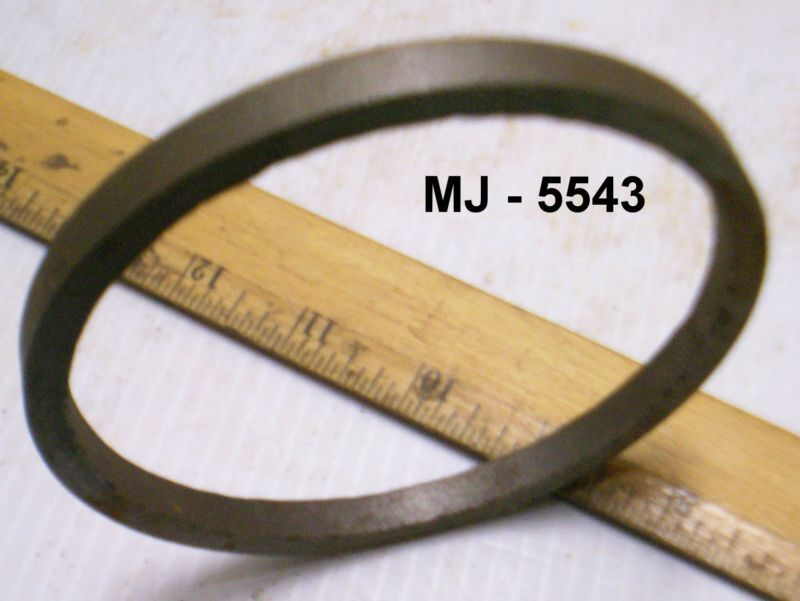 Steel Spacer Ring (NOS)