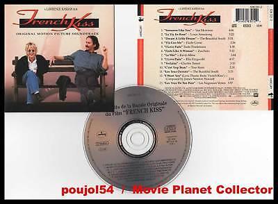 FRENCH KISS - Ryan,Kline(CD BOF/OST)Conte,Zucchero 1995