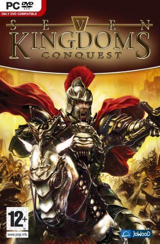Seven Kingdoms Conquest - PC Strategy - Brand New