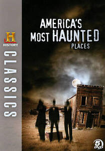 History Classics: Americas Most Haunted Places [DVD] - Deutschland - History Classics: Americas Most Haunted Places [DVD] - Deutschland