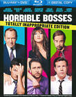 Horrible Bosses (Blu-ray/DVD, 2011, 3-Disc Set, Totally Inappropriate Edition; Includes Digital Copy)