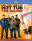 Hot Tub Time Machine (Blu-ray Disc, 2011, Unrated)