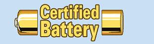 Certified Battery