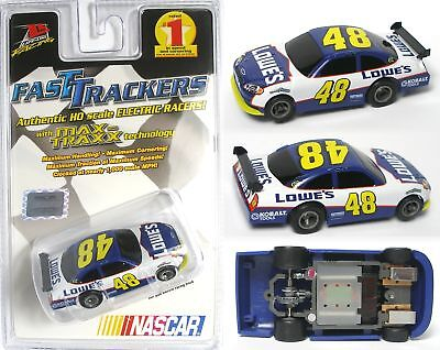 2010 Life-like Chevy Lowe's 48 Johnson Slot Car Cot