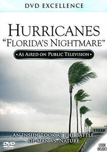 Hurricanes: Florida's Nightmare, New DVD, natural disaster, wpbt2