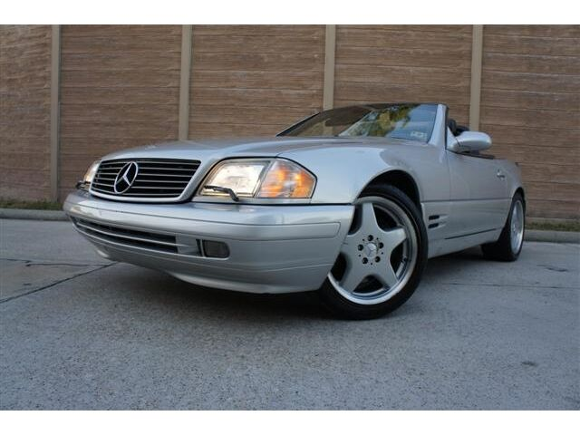 Mercedes-Benz : SL-Class 2DR ROADSTER MERCEDES BENZ SL500 ROADSTER HARD/SOFT TOP AMG LOW MILE PRICE TO SELL !!