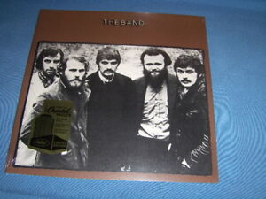 THE BAND  THE BAND ( Levon Helm) 180 GRAM VINYL Gatefold LP SEALED LTD