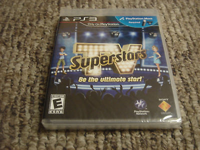 Tv Superstars (sony Playstation 3, 2010)