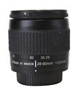 Nikon NIKKOR 28-80mm Focal Camera Lenses