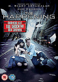 The Happening DVD 2008New amp Sealed R2 - Birmingham, United Kingdom - The Happening DVD 2008New amp Sealed R2 - Birmingham, United Kingdom