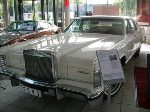 Ford Lincoln von Papst Paul II