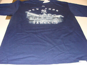 New-York-Yankees-Big-City-SS-T-Shirt-Baseball-MLB-XL