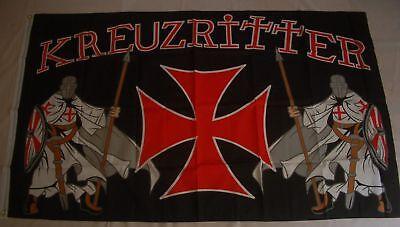 Kreuzritter Templer Orden Kreuzzüge Ritter Kreuz Fahne Xxl 150 X 250 Cm 341