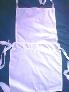 WHITE-COTTON-CHILDS-NURSE-MAID-APRON-FOR-FANCYDRESS