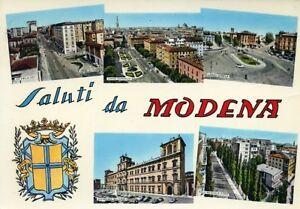 034-MODENA-SALUTI-con-cinque-vedute-034-VIaggiata-1966