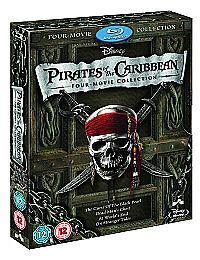Pirates-of-the-Caribbean-1-4-Box-Set-Blu-ray-5-Disc-DVD-BOXSET-BRAND-NEW